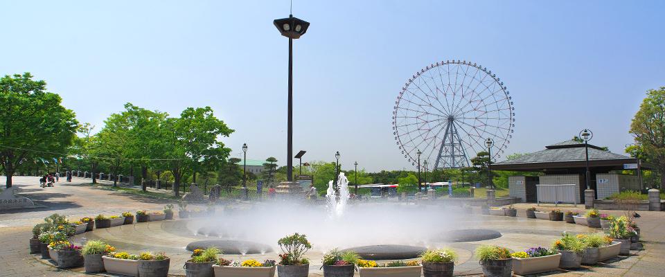葛西臨海公園春