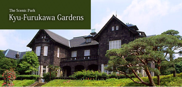 The Scenic Park Kyu-Furukawa Gardens