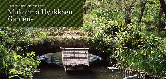 Historic and Scenic Park Mukojima-Hyakkaen Gardens